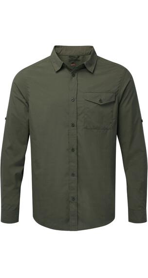 Craghoppers Nosi Pro Lite Shirt Men Dark Khaki